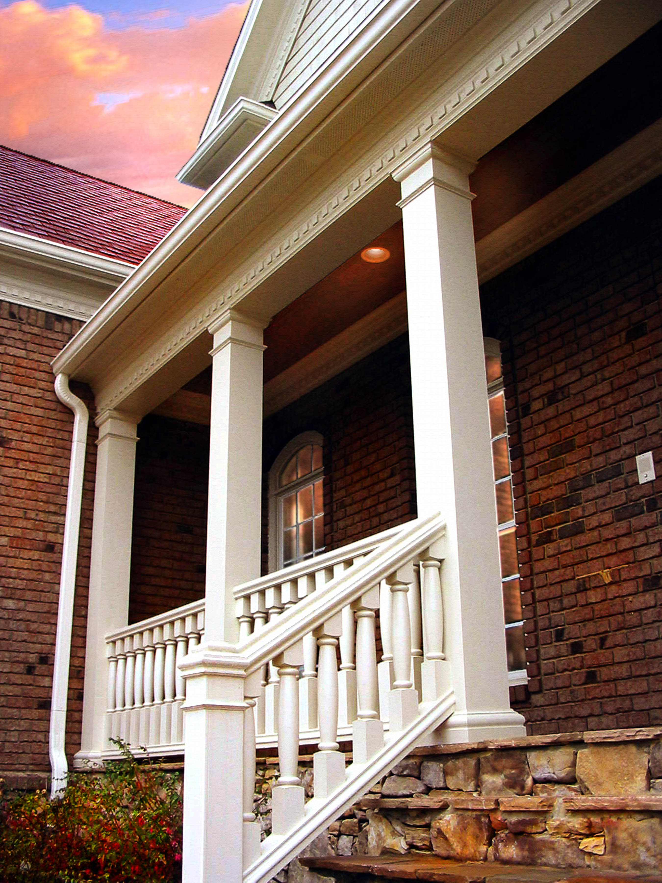 Colonial Pillars | Curb Appeal That Counts Part 53