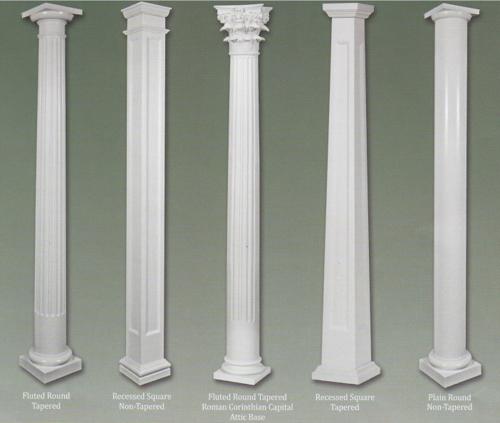 Fiberglass Column Caps : Products colonial pillarscolonial pillars