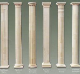 Wood Columns