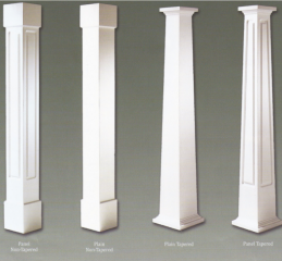 PVC Craftsman Column-Wraps